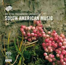 Lateinamerikanische Musik, Super Audio CD