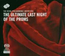 The Ultimate Last Night of the Proms, Super Audio CD