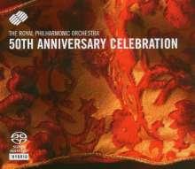 Royal PO - 50th Anniversary Celebration, Super Audio CD