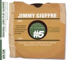 Jimmy Giuffre (1921-2008): Jimmy Giuffre, CD