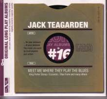 Jack Teagarden (1905-1964): Meet Me Where They Play The Blues, CD
