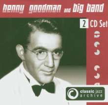 Benny Goodman (1909-1986): Classic Jazz Archive, 2 CDs