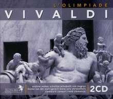 Antonio Vivaldi (1678-1741): L'Olimpiade RV 725, 2 CDs