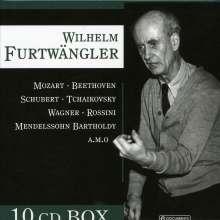 Wilhelm Furtwängler, 10 CDs