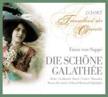 Franz von Suppe (1819-1895): Die schöne Galathee (Gesamtaufnahme), 2 CDs