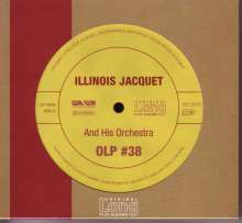 Illinois Jacquet (1922-2004): Illinois Jaquet & His Orchestra, CD