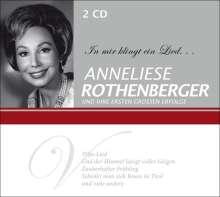 Anneliese Rothenberger  - In mir klingt ein Lied..., 2 CDs