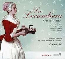 Antonio Salieri (1750-1825): La Locandiera, 2 CDs