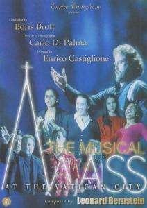 Leonard Bernstein (1918-1990): Mass, DVD