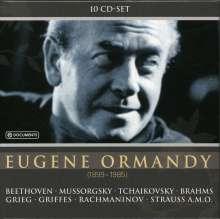 Eugene Ormandy, 10 CDs