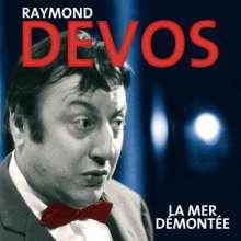 Raymond Devos: La Mer Demontee, CD