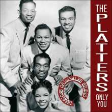 The Platters: Only You, CD