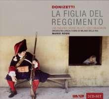 Gaetano Donizetti (1797-1848): La Fille du Regiment, 2 CDs