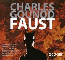 "Charles Gounod (1818-1893): Faust (""Margarethe""), 2 CDs"