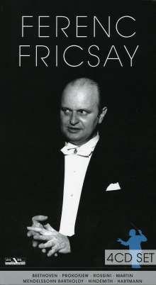 Ferenc Fricsay, 4 CDs