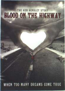 The Ken Hensley Story - Blood On The Highway (Englisch), Buch