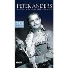 Peter Anders - Die unvergessene Stimme, 10 CDs