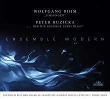 Wolfgang Rihm (geb. 1952): Umsungen, CD
