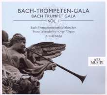 Bach-Trompetenensemble München Vol.1, CD