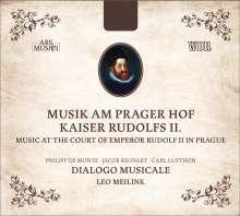 Musik am Prager Hof Kaiser Rudolfs II., 2 CDs