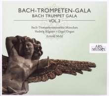 Bach-Trompetenensemble München Vol.2, CD