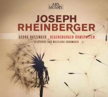 Josef Rheinberger (1839-1901): Missa Sanctissimae Trinitatis op.117, CD