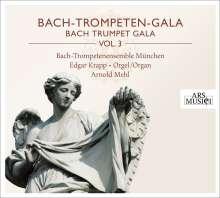 Bach-Trompetenensemble München Vol.3, CD