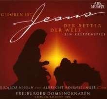 Albrecht Rosenstengel (1912-1995): Geboren ist Jesus,der Retter der Welt, CD