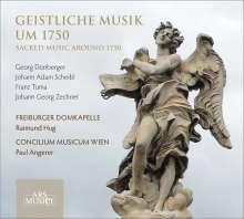 Freiburger Domkapelle - Geistliche Musik um 1750, CD