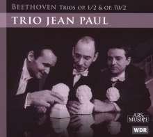 Ludwig van Beethoven (1770-1827): Klaviertrios Nr.2 & 6, CD