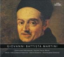 Giovanni Battista Martini (1706-1784): Geistliche Werke, CD
