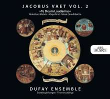 Jacobus Vaet (1529-1567): Te Deum, CD