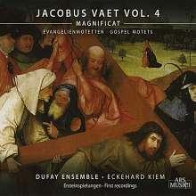 Jacobus Vaet (1529-1567): Magnificat im 6.Ton, CD
