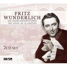 Fritz Wunderlich - Die Jahrhundertstimme, 2 CDs