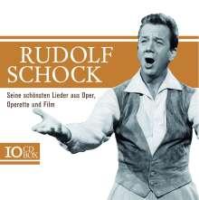 Rudolf Schock - Seine schönsten Lieder, 10 CDs
