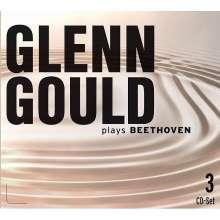 Glenn Gould spielt Beethoven, 3 CDs