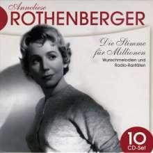 Anneliese Rothenberger - Die Stimme für Millionen, 10 CDs