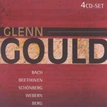 Glenn Gould, 4 CDs