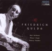 Friedrich Gulda, 4 CDs