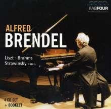 Alfred Brendel, 4 CDs