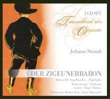 Johann Strauss II (1825-1899): Der Zigeunerbaron, 2 CDs