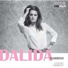 Dalida: Bambino, 4 CDs