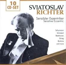 Svjatoslav Richter - Sensibler Exzentriker, 10 CDs