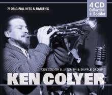Ken Colyer (1928-1988): Ken Colyer's Jazzmen & Skiffle Group (Box-Set), 4 CDs