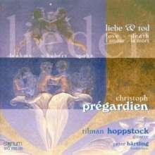 Christoph Pregardien - Lieder von Liebe & Tod, CD