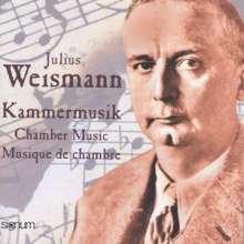 Julius Weismann (1879-1950): Phantastischer Reigen op.50 für Streichquartett, CD