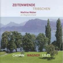 Mathias Weber - Zeitenwende Tribschen, CD