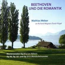 Ludwig van Beethoven (1770-1827): Klaviersonaten Nr.14,26-28, CD
