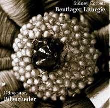 """Sidney Corbett (geb. 1960): Bentlager Liturgie """"Crucifixus"""", CD"""
