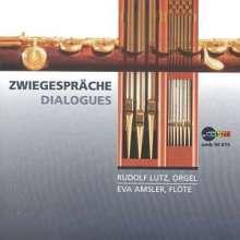 Musik für Flöte & Orgel - Zwiegespräche, CD